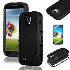 Hybrid Rubber ShockProof Protective Hard Case Cover For Samsung Galaxy S4 i9500 фото