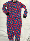 New  Marvel Ultimate Spiderman boys onesie pyjamas nightwear sleepwear
