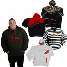12XLShop Hooded fashion Sweatshirt big and tall  2XL - 10XL