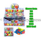 NEON WATER BOMBS SUMMER CARNIVAL PARTY BALLOONS OUTDOOR SPLASH SUPER SOAKER