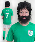 George Best Northern Ireland 80's 70's Football Fancy Dress Stag Party Costume