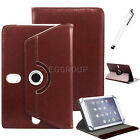"Universal Rotating Leather Flip Case Cover For 9.7"" ~ 10.1"" inch Tablet PC"