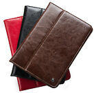 QIALINO Genuine Leather Stand Flip Case Cover & Sleep Wake for Apple iPad Air 2