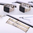 361L Stainless Steel Link Bracelet Strap Wristband For Apple Watch 38mm 42mm