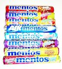Mentos Dragees Bar Tutti Frutti, mix mint, mint rainbow, sour mix, fruit, lemon