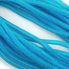 Внешний вид - Solid Mesh Tubing Deco Flex Ribbon, 8mm, 10-yard