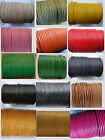 3/5/M Real Leather String Cord Round Necklace Charms Rope For Jewelry DIY