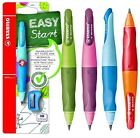 Stabilo Easy ergo 3.15mm lead Handwriting School Pencil - Right or Left - NEW
