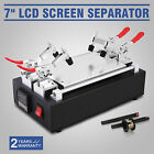 "7"" LCD SCREEN SEPARATOR BETTER PERFORMANCE SAFE SEPARATING HIGHER ACCURANCY"