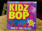 Kidz Bop 6 Music CD Sung By Kids For Kids McDonalds NEW SEALED & LOW PRICE