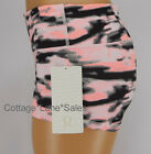 NEW LULULEMON Boogie Short Sz 2 6 8 Wamo Camo Coral Pink Coal Shorts Denim Luon