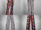 NWT Abercrombie & Fitch Womens Loose Wide Linen Styled Casual Pants Retail $58