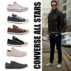 Converse All Star Leather Mens Lo Chuck Taylor Trainers Shoes Size 7 8 9 10 11