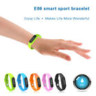 Waterproof Smart Wristband Activity Sports Fitness Tracker for Android 4.3&Above