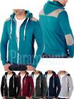 Conspiracy Brame Elbow/Shoulder Patch Hoody  Mens Size