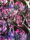 Hydro Dipping Hydrographics Water Transfer Film Pink Camouflage HUGASLTD