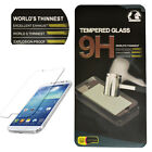 PREMIUM TEMPERED GLASS SCREEN PROTECTOR For Various Samsung Galaxy Mobile Phone