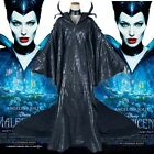 Maleficent Black Witch Princess Dress Cosplay Costume -Custom Made Any Size
