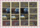 Transformers Childrens Birthday Party Invitations Girls Boy/ Thank You Cards X10