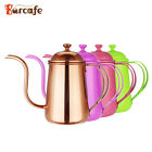 Barcafe 700ml stainless steel small mouth hand drip brewer coffee pot espresso