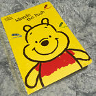 1x New Cute Winnie The Pooh Bear Diary Journal Travel Memo Note Book Paper Gift