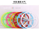 700C 5Spokes FixedGear Bike Bicycle Magnesium Alloy Front/Rear Wheels Wheelsets