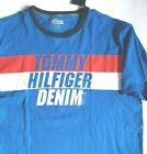 "TOMMY HILFIGER Mens Graphic T shirt Men`s T shirt Big Logo ""Pick your Color``"