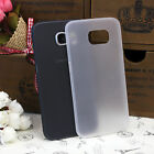 New Transparent Ultra Thin Hard Cover Cell Phone Case For Samsung Galaxy S6