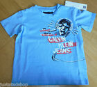 Calvin Klein boy t-shirt top 3-4 y 104 cm New BNWT  designer