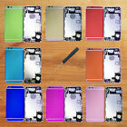 """New Full Housing Battery Door Back Cover Assembly Repair parts For iPhone 6 4.7"""""""
