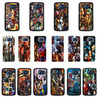Marvel superhero comic book cover case for Samsung Galaxy Phone - G4