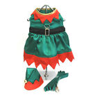 Girl Elf Holiday Outfit