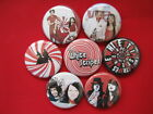The White Strpes Band 7 Pins SELECT SIZE  New Pinback Buttons Badges