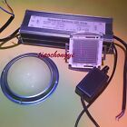 200W 395nm UV Chip LED & 200W Dimmable Driver & Lens Reflector Fixed Mount