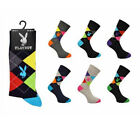 Mens Playboy Socks Aztec