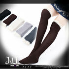 Japan anime cosplay Vivi liz lisa forest Kei knee high knit socks J2C7001