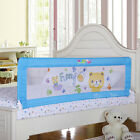 150/180cm Baby Bed Rail Child Safety Swing Down Bed Guard Protection Bedrails