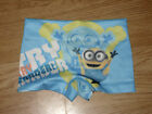 Boys Minions Despicable Me Boxer Shorts Trunks. BNWT Ages 4-6 7-8 & 10-12. (253)