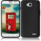 For LG Realm Exceed 2 Ultimate 2 L41C L70 Soft Silicone Jelly Skin Cover Case