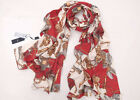 3Colors Women Lady Fashion Style Chain Carriage Pattern Wrap Shawl Stole Scarf