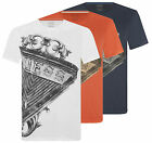 Guess Mens Graphic Print T-Shirt