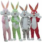 Fancytrader 2017 Rabbit Bugs Bunny Mascot Costume Easter 10 Colors Available