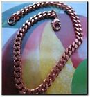 """Solid Copper Anklet CA654G - 3/16"""" wide. Available in 8 to 1"""