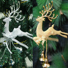 Christmas Reindeer Deer Elk Tree Hanging Decoration Ornaments Xmas Baubles Gift