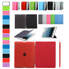 Slim Magnetic PU Leather Smart Cover Stand Case For Apple iPad 2/3/4 Wake/Sleep