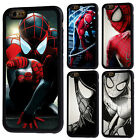 Spiderman Marvel Movie Rubber Phone Case For iPhone 5/5s 6/6s 7 8 X Plus Cover