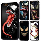 Venom Spiderman Marvel Rubber Phone Case For iPhone 5/5s 6/6s 7 8 X Plus Cover