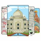 HEAD CASE DESIGNS DOODLE CITIES SERIES 3 HARD BACK CASE FOR APPLE iPAD