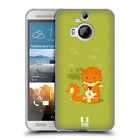 HEAD CASE DESIGNS LITTLE DRAGONS SOFT GEL CASE FOR HTC PHONES 2