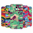 HEAD CASE DESIGNS COLOURFUL CAMOUFLAGE SOFT GEL CASE FOR ALCATEL PHONES